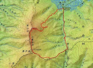 至仏山ログ
